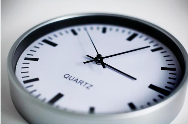 Einhalten der Hol- und Bringzeiten